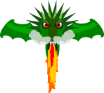 Image of dragon head