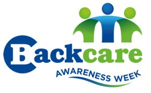 Logo for Back Care Awareness Week